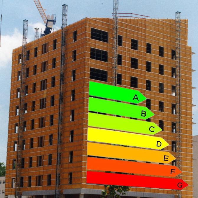 La certificación energética reducirá el consumo y el gasto en energía