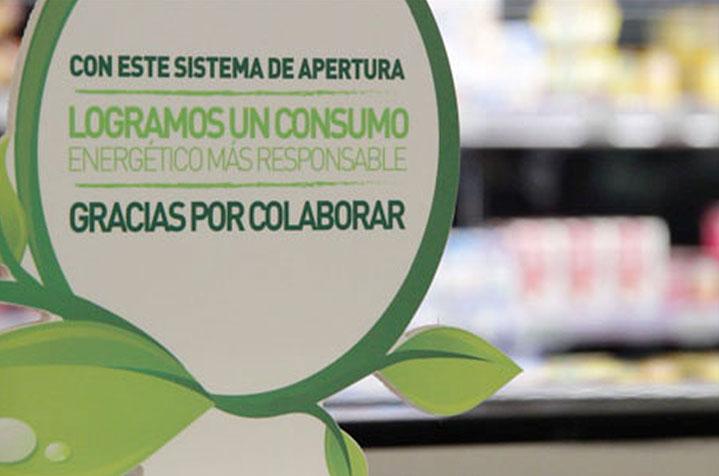 La cooperativa Covirán se implica en el ahorro energético