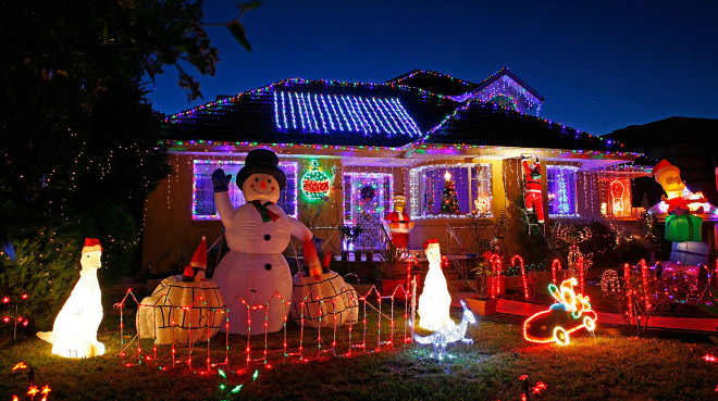 Eficiencia en Navidad