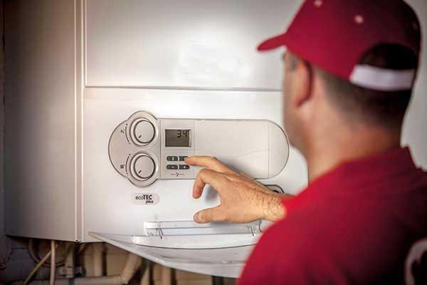 caldera de gas calefaccion