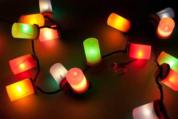 luces navidad colores