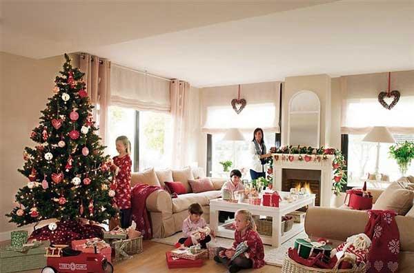 navidades vivienda decoracion