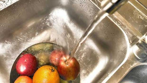 cocina agua ahorro
