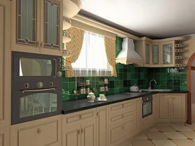 cortinas cocina hogar