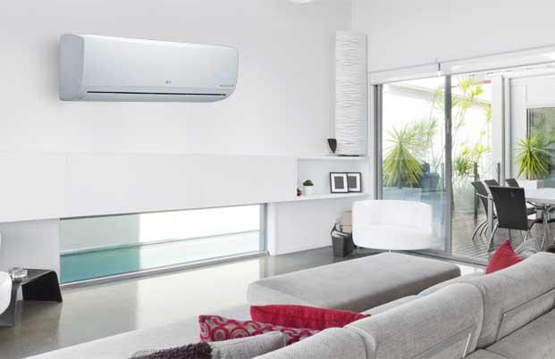 aire acondicionado hogar