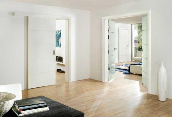 puertas abiertas hogar