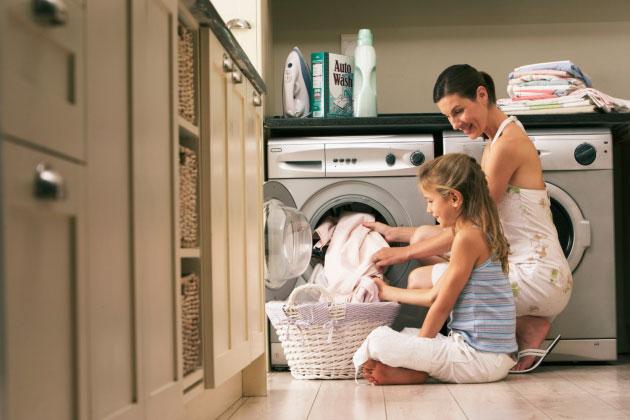 lavadora consumo electrico hogar
