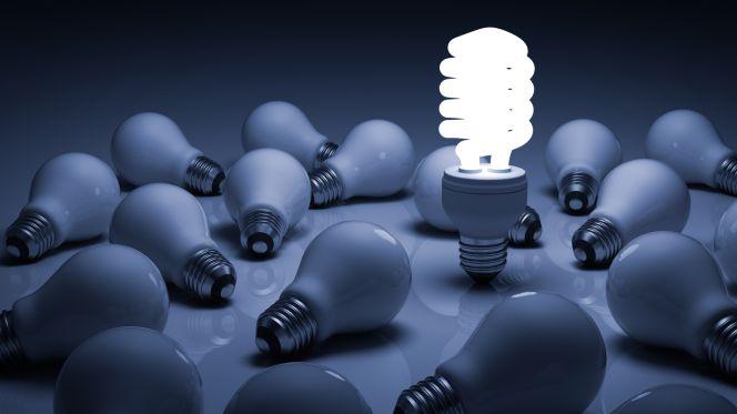 bombillas eficientes