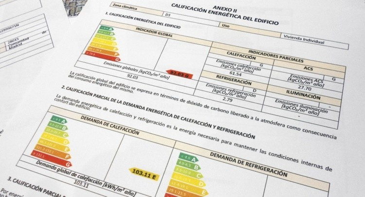calificacion energetica documento