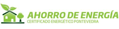 Logo de certificado energético pontevedra